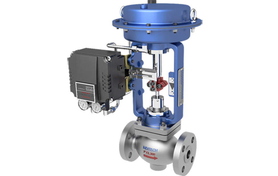 Motorized Control Valves